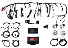 FiTech 70051 Ultimate LS Kit (Transmission Control, Standalone ECU)