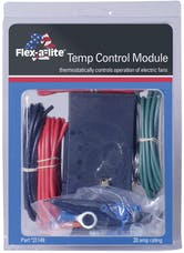 Flex-A-Lite 31149 Control module kit (stainless probe) rated at 40 amps