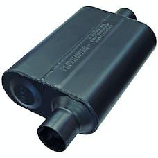 Flowmaster 942446 Super 44 Muffler-2.25 Offset In/2.25 Center Out-Aggressive Sound
