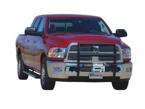 Go Industries 33669B Grille Guard