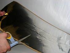 Hushmat 10401 Floor/Dash Kit has 20 silver sheet of 12x23 in Ultra. Total 38.7 sqft.