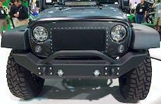 Iron Cross Automotive GP-1000 Stubby Front Base Bumper