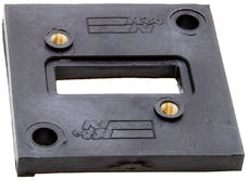 K&N 21515 Adapter; Bolt On