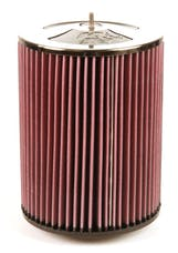 K&N 41-1100 Universal Clamp-On Air Filter