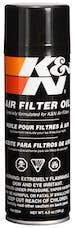 K&N 99-0504 Air Filter Oil-6.5oz-Aerosol