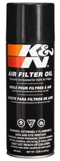 K&N 99-0516 Air Filter Oil-12.25oz-Aerosol