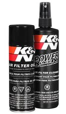 K&N 99-5000 Filter Care Service Kit Aerosol