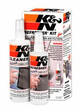 K&N 99-6000 Cabin Filter Cleaning Care Kit