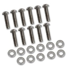 Mr. Gasket 60920G VALLEY COVER BOLT SET-GM LS-SS