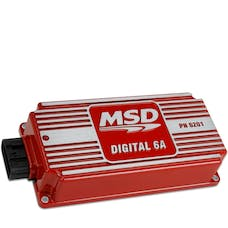 MSD Performance 6201 Ignition Controls