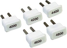 MSD Performance 8744 Module Kit 4000 Series Even Increments
