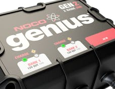 The NOCO Company GEN2 20A 2-Bank Onboard Battery Charger