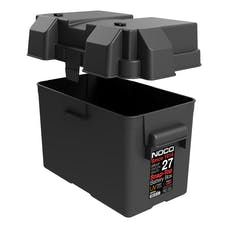 The NOCO Company HM327BK Group 27 Battery Box