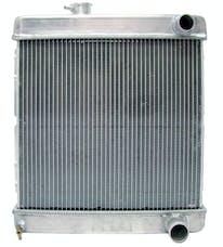 Northern Radiator 205059 Muscle Car Radiator - 20 1/4 x 18 1/2 x 3 1/8