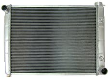 Northern Radiator 205070 Muscle Car Radiator - 26 1/4 x 18 1/2 x 3 1/8