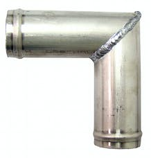 Northern Radiator Z17645 90 ?Aluminum Hose Connection