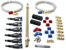 NOS 13384NOS Custom Nitrous Plumbing Kit