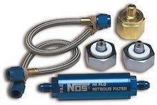 NOS 14300NOS Nitrous Refill Pump Station Transfer Line Assembly