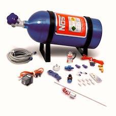 NOS 16028NOS Ntimidator Illuminated LED Purge Kit with 5lb Bottle