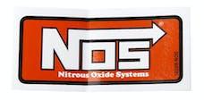 NOS 19208NOS Logo Decal
