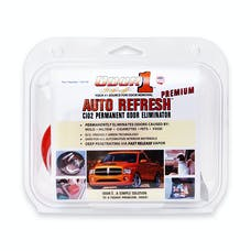 Odor 1 146100 Auto Refresh Premium CLO2 Permanent Odor Eliminator, 4 Color, EPA Approved