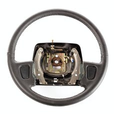 Omix-Ada 5FJ14SX9 Export Leather Steering Wheel