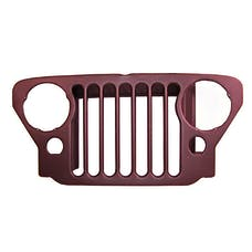 Omix-Ada DMC-663536 Steel Replacement Grille