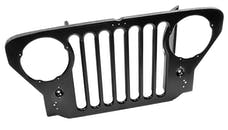 Omix-Ada DMC-668124 Steel Reproduction Grille