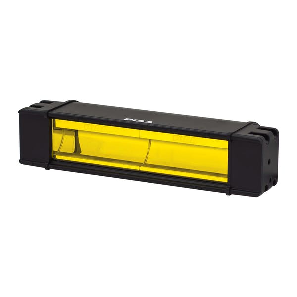 "PIAA 22-07210 RF Series 10"" LED Light Bar Yellow Fog Beam Kit"