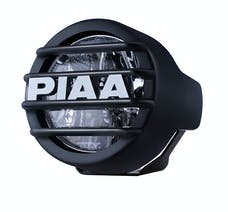PIAA 45302 LP530 Mesh Lamp Grill Guard, Black