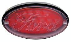 Pilot Automotive CR-017F Oval LED Hitch Brake Light, Ford Logo