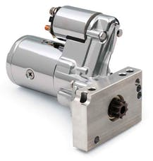 Proform 66259 High-Torque Starter; Gear Reduction Type; 1.4KW; Fits Chevy V8-V6 Engines
