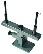 Proform 66483 Engine Cylinder Head Work Stand; Adjustable Heavy Duty Model; Supports One Head