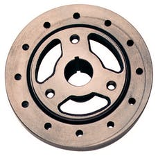 Proform 66510 Engine Harmonic Balancer; Fits SB Chevy Engines; 6-3/4 Inch; Internally Balanced