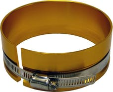 Proform 66767 Adjustable Piston Ring Compressor; 4.125-4.205 Range; Gold; Aluminum Material