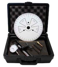 Proform 66787 Camshaft Degree Wheel Kit; Universal Model; 9 Inch Wheel with Dial Indicator