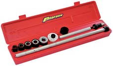 Proform 66820 Cam Bearing Driver Kit; Universal; 1.25 Inch to 2.69 Inch Range; Case Included