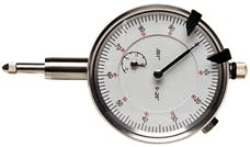 Proform 66962 Dial Indicator; Universal Model; 0 to 1.00 Inch Range; Reads in 0.001 Increments