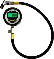 Proform 67395 Tire Pressure Gauge; 0-60 PSI Range; 0.1 PSI Increments; Digital Display