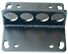 Proform 67457 Engine Lift Plate; Steel; Fits Holley 2 and 4 Barrel Compatible Manifolds