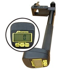 Proform 67601 Digital Valve Spring Pressure Tester; Adjustable; 0-600LB Range; 5LB Increments