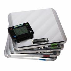 Proform 67645 Billet Aluminum Vehicle Scale; Wireless; 7,000LB Total Capacity; Hard Case Incld