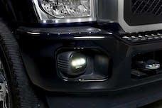 Putco 12004 FORD SUPER DUTY-LUMINIX HIGH POWER LED FOG LAMPS-1 PAIR-2400LM.
