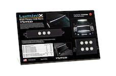 Putco 230100D Luminx High Power LED POP Display