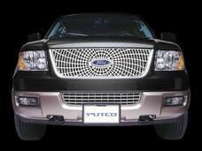 Putco 303104 FORD F150 (HONEYCOMB GRILLE)