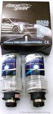 Race Sport Lighting D4-8K-SB-RB D4 8K Replacement Bulb (Pair)