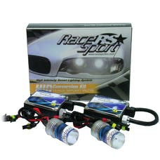 Race Sport Lighting 5202-10K-SB 35 Watt Elite HID Kit