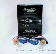 Race Sport Lighting HID-R-8K Reverse Back Up/Fog Light HID Kit 8,000 K
