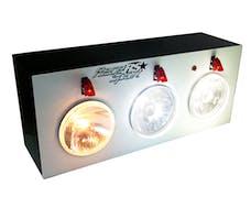 Race Sport Lighting HIDLED-DISPLAY HID & LED Countertop Display