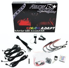 Race Sport Lighting RSIKIT Race Sport ColorADAPT LED Interior Kit with remote control